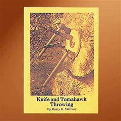 """Knife & Tomahawk Throwing"" Book"