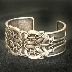 Pewter Celtic Knot Bracelet