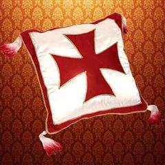 Templar Pillow Case