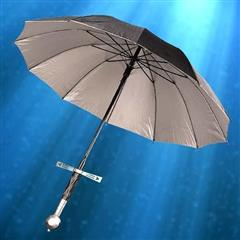 Knightly Sword Hilted Umbrella