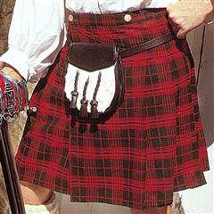 Early Kilt Red/Green S/M