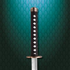 Japanese Chromed Training Katana