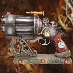 Liberator Mk. III Steampunk Weapon