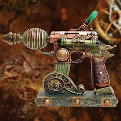 Vaporiser Steampunk Weapon