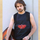 German Eagle Sleeveless Mesh T-Shirt