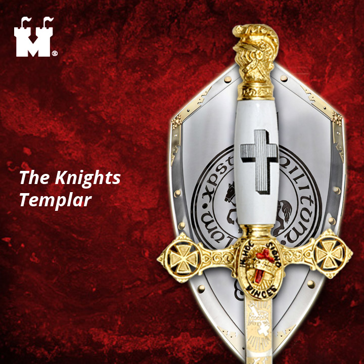 For Guts, for Glory and for God: The Knights Templar