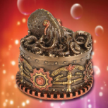 Octopus Bauble Box