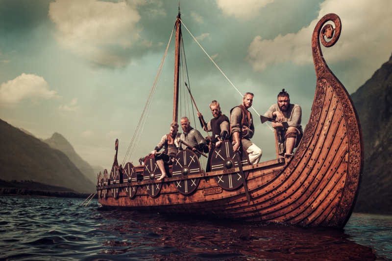 10 Surprising Facts about the Vikings