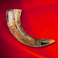 Dragon Drinking Horn